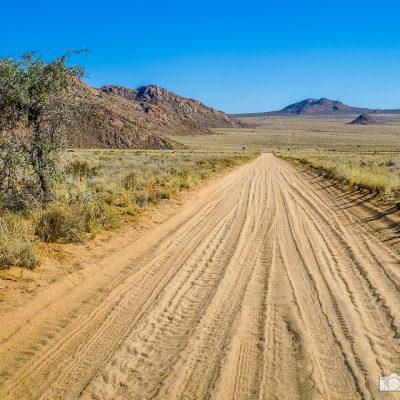 Klein Aus Vista in Namibia