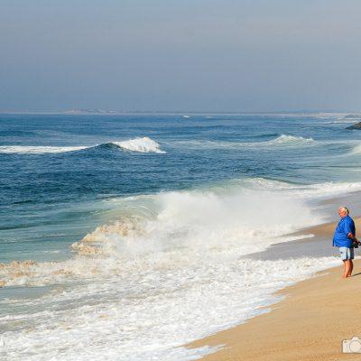Strand in Portugal
