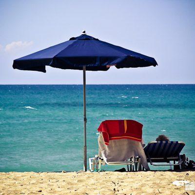 Strandstimmung in Zypern