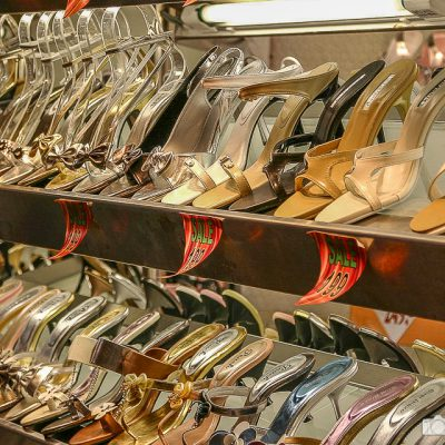Schuhe in Bangkok